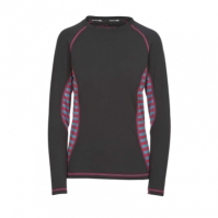 Bluza termala femei Arise Raspberry Trespass