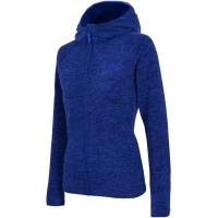 Bluze 4F albastru Melange H4Z19 PLD002 33M femei