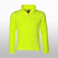 Bluza galbena 4F Unisex copii