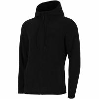 Bluze barbati 4F negru intens H4Z19 PLM070 20S