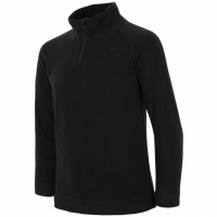 Bluza Bluze sport4F HJZ18 JBIUP001 negru pentru copii