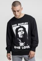 Bluze Bob Marley One Love negru Mister Tee