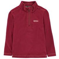 Bluze cu fermoar Regatta Soft quarter pentru Copii