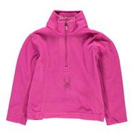 Bluze cu fermoar Spyder Chyle Half Child pentru fete