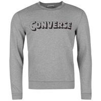 Bluze cu guler rotund Converse Heritage