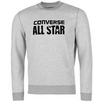 Bluze cu guler rotund Converse imprimeu Graphic