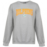 Bluze cu guler rotund NFL Logo pentru Barbati