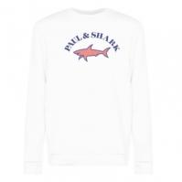 Bluze cu guler rotund Paul And Shark Crew Big Print
