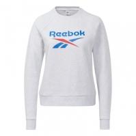 Mergi la Bluze cu guler rotund Reebok Classics Big Vector pentru Femei