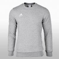 Bluze de trening gri adidas Coref Sweat Top Barbati