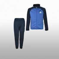 Trening bleumarin adidas Yb Ts Entry Ch Baietei