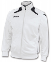 Bluze de trening Joma Poly-tricot Champion II Man alb