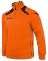 Bluze de trening Joma Champion II Poliester Orange