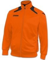 Bluze de trening Joma Poly-tricot Champion II Man Orange