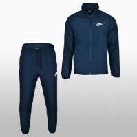 Trening bleumarin Nike Nsw Trk Suit Wvn Basic 861778-451 barbati