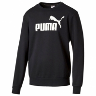 Bluza sport Puma Ess No.1 Crew Sweat Fl Cotton Barbati