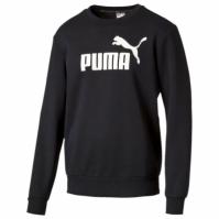 Bluza sport Puma Ess No.1 Crew Sweat Fl Cotton Barbati