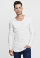 Bluze fashion cu maneca lunga alb Urban Classics