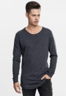 Bluze fashion cu maneca lunga gri carbune Urban Classics