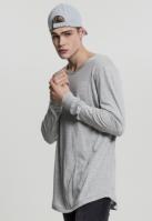 Bluze fashion cu maneca lunga gri Urban Classics