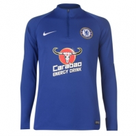 Bluze fotbal Nike Chelsea Squad 2018 2019 pentru Barbati