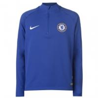 Bluze fotbal Nike Chelsea Squad 2018 2019 pentru copii