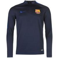Nike Barcelona fotbal Club Drill Top pentru barbati