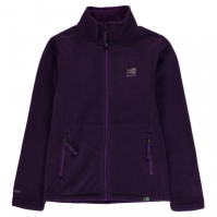 Bluze Jacheta Karrimor pentru copii negru mov
