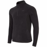 Bluza termica barbati 4F H4Z18 BIMP001 negru