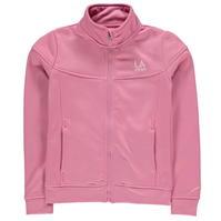 Bluze LA Gear cu fermoar pentru fete