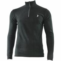 Bluza flanela OUTHORN TOZ16 BIMP600 negru barbati