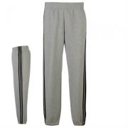 Pantaloni din bumbac adidas 3 cu dungi pentru Barbati