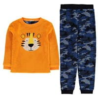 Bluze Pijamale Crafted Essentials Juniors