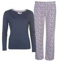 Bluze Pijamale Rock and Rags Marl Top Bottoms