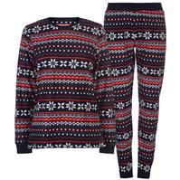 Bluze Pijamale Spiritul Craciunului Micro pentru Femei