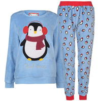 Bluze Pijamale Spiritul Craciunului pentru Femei