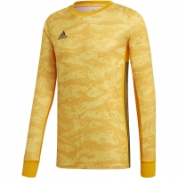 Bluze portar fotbal Adidas Adipro 19 GK L galben DP3140 adidas teamwear pentru femei