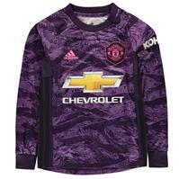 Bluze portar fotbal adidas Manchester United Acasa 2019 2020 pentru copii