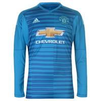 Bluze portar fotbal adidas Manchester United Away 2018 2019 pentru copii
