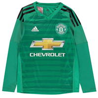 Bluze portar fotbal adidas Manchester United Acasa 2018 2019 pentru copii