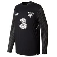 Bluze portar fotbal New Balance Ireland Away 2017 2018 pentru copii
