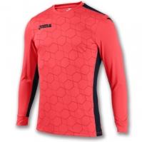 Bluze portar fotbal Joma Derby II Coral Fluor cu maneca lunga
