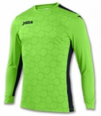 Bluze portar fotbal Joma Derby II verde Fluor cu maneca lunga