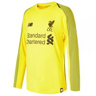 Bluze portar fotbal New Balance Liverpool Home 2018 2019 pentru copii