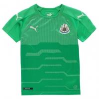 Bluze portar fotbal Puma Newcastle United Home 2018 2019 pentru copii