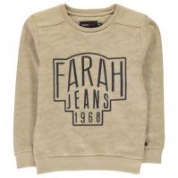 Bluze Pulover cu guler rotund Farah Camo