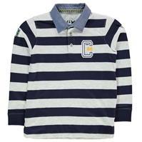 Bluze rugby Crafted cu dungi baieti