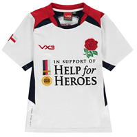 Bluze rugby Help for Heroes Anglia pentru copii