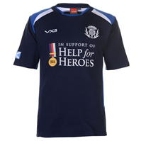 Bluze rugby Help for Heroes Scotland pentru Barbati