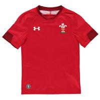 Bluze rugby Under Armour Wales Acasa 2017 2018 pentru copii